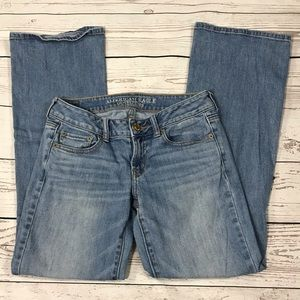 American Eagle Outfitters Jeans - American Eagle Favorite Boyfriend Bootcut Jeans